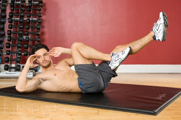 Самое эффективное упражнение для живота