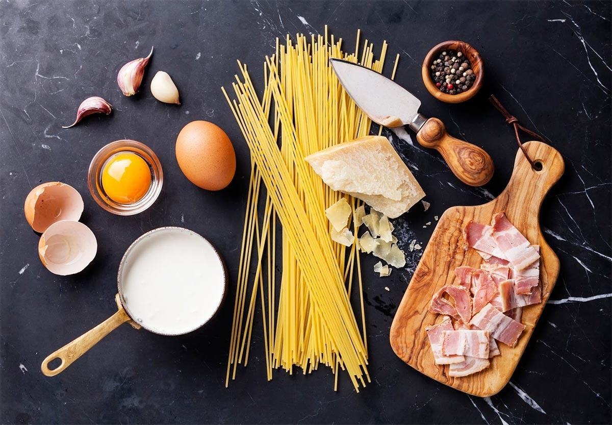 Как приготовить пасту карбонара?