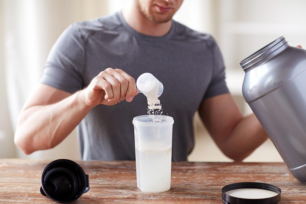 Как принимать протеин?