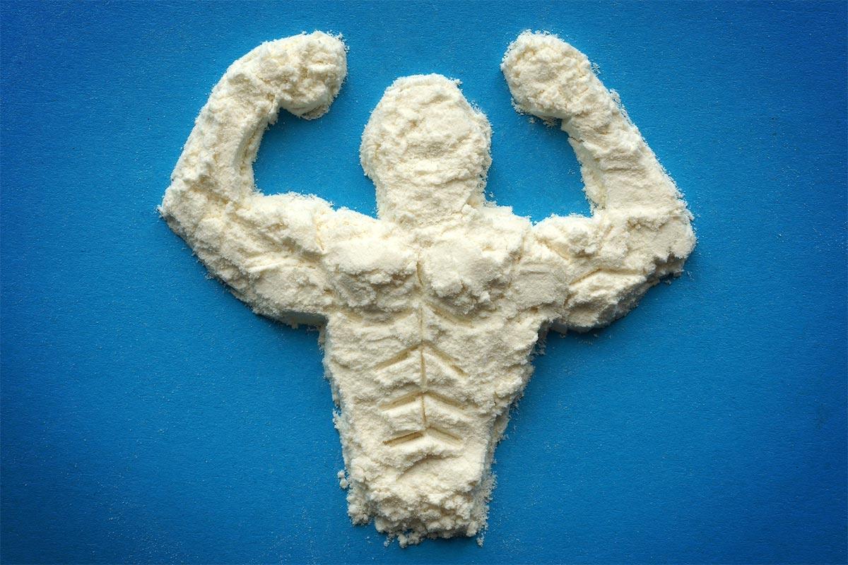Плюсы сывороточного белка