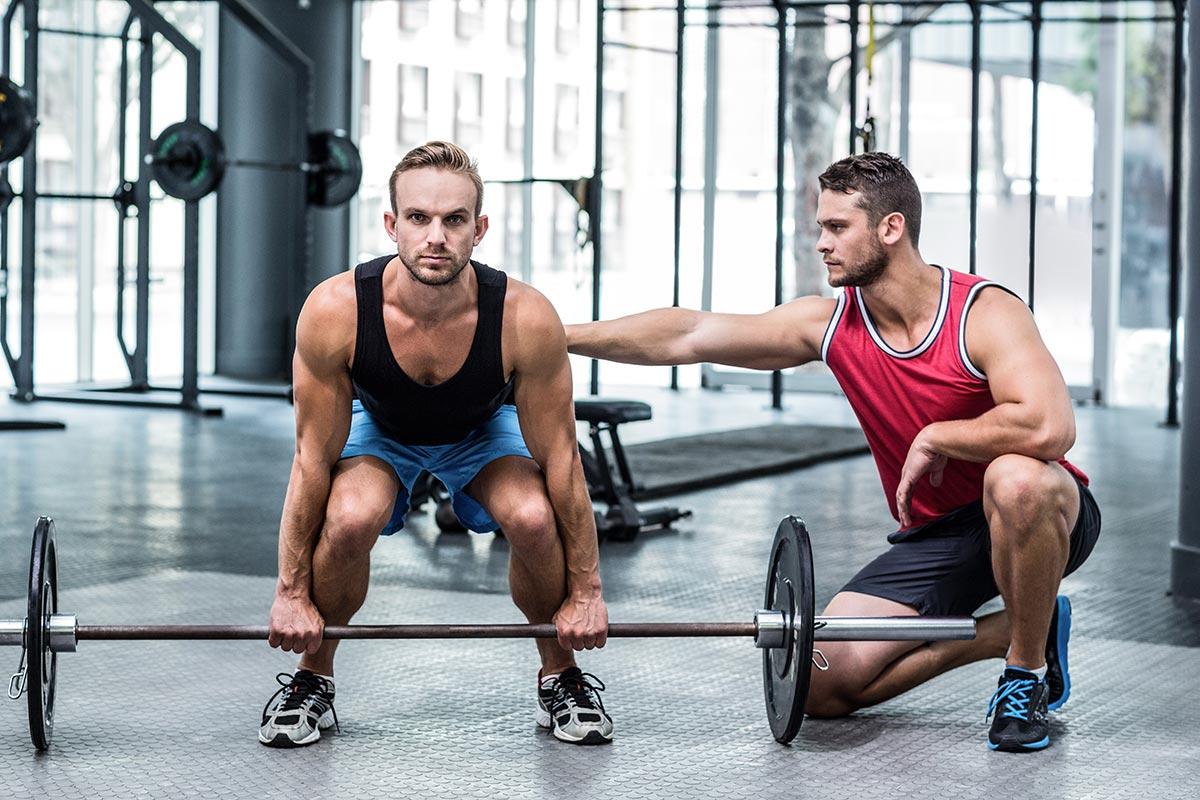 Как правильно делать становую тягу