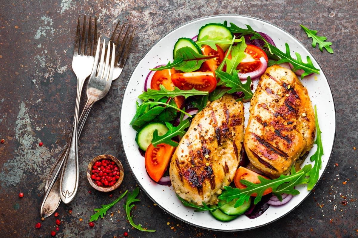 Куриная грудка —калории и БЖУ
