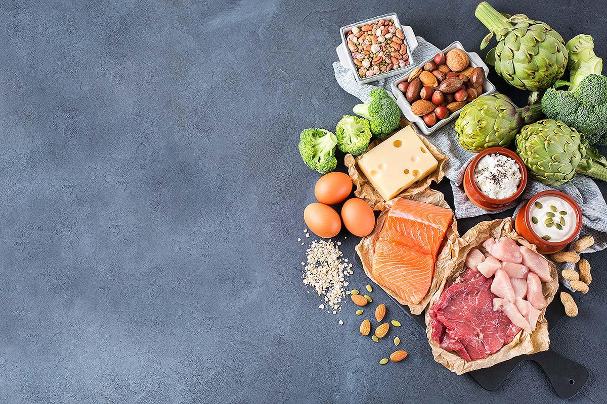Низкоуглеводная диета —что можно есть?
