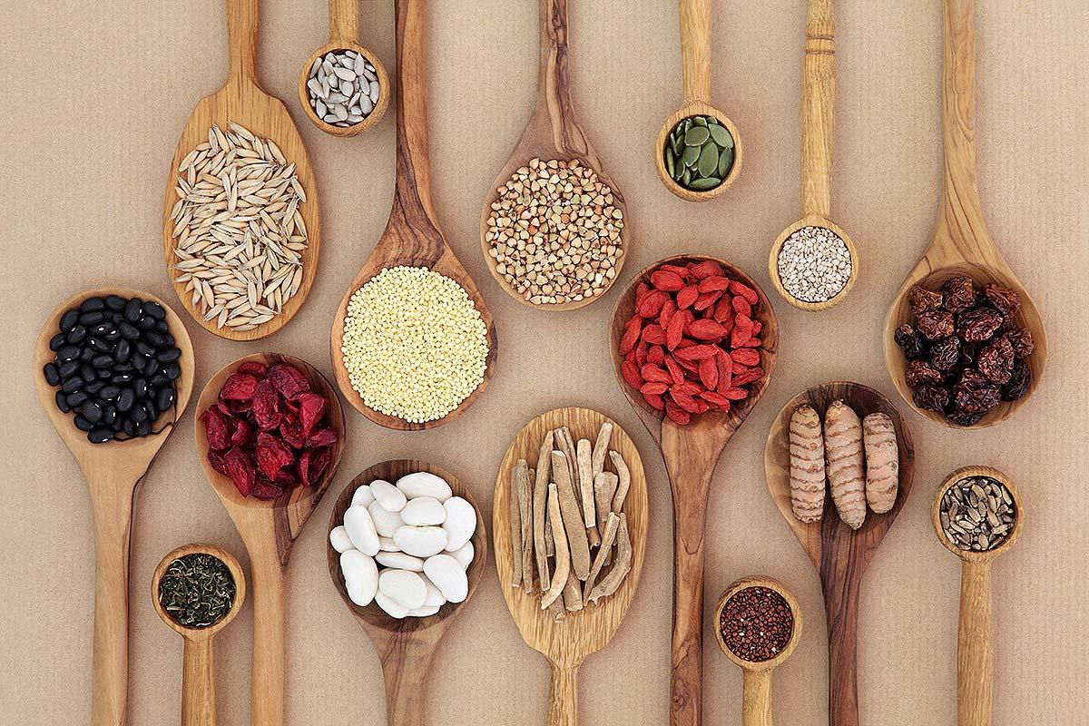 Продукты без глютена: семена
