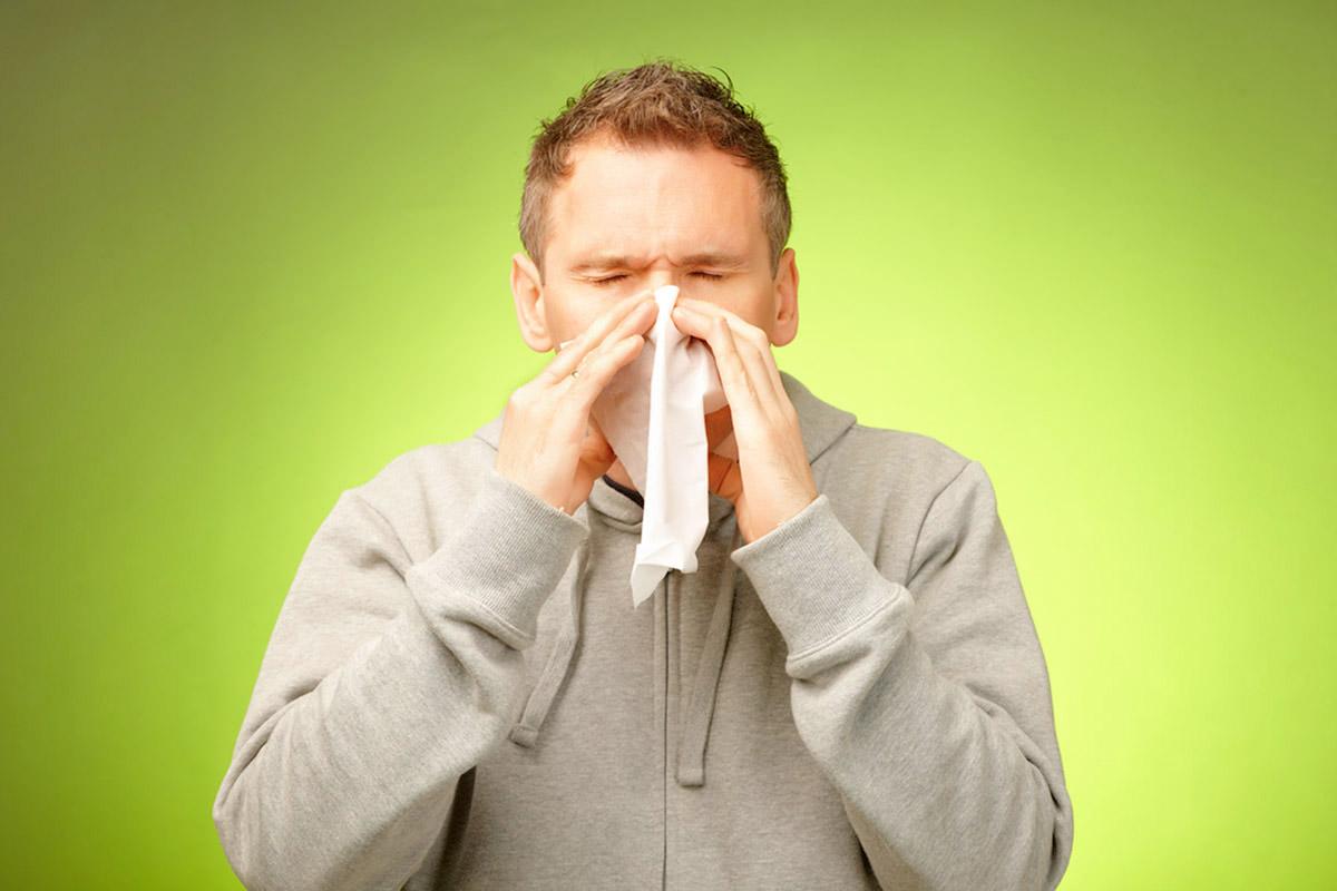 Спорт во время простуды