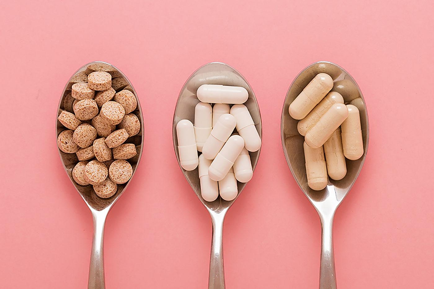 Витамины с магнием и цинком