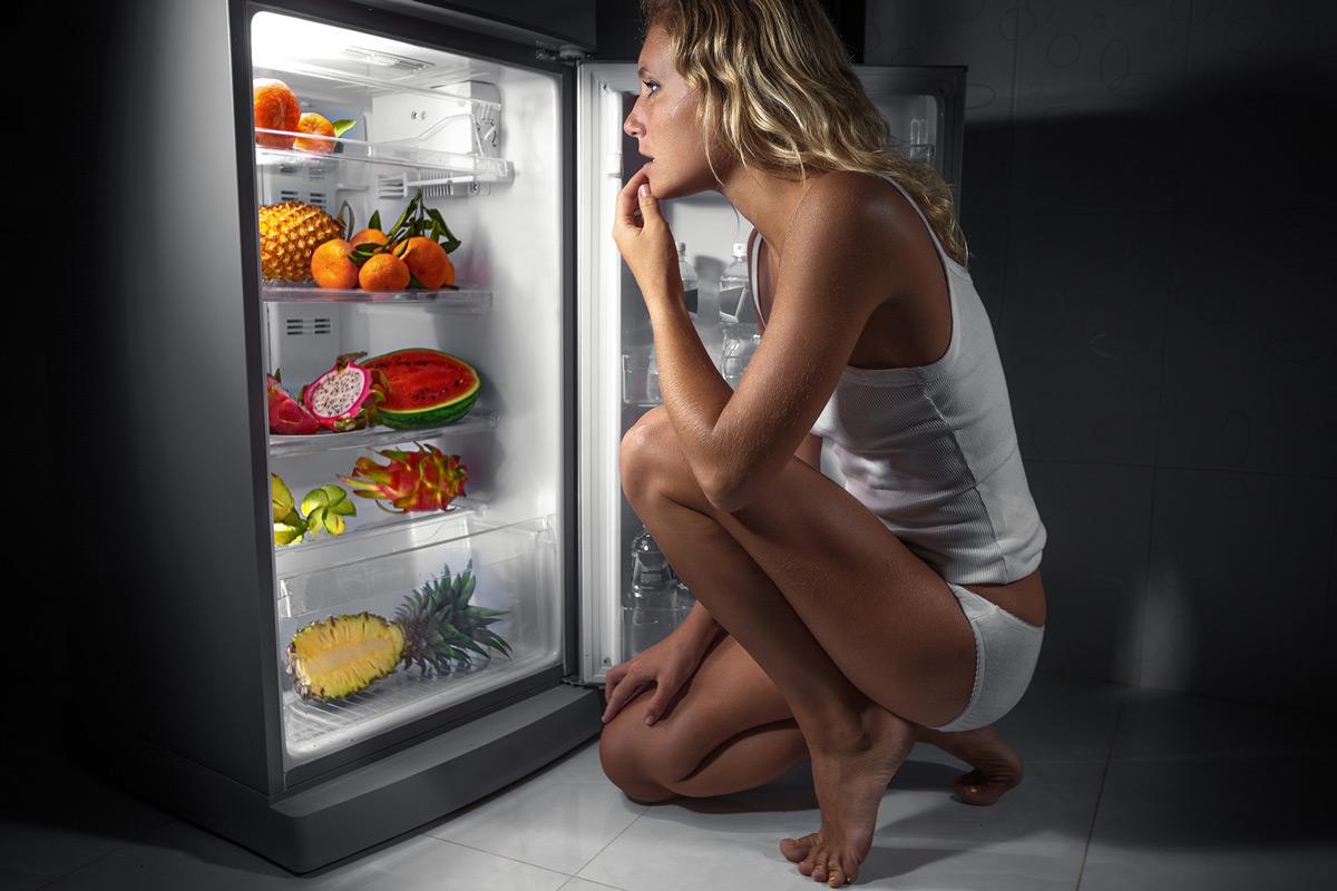 За сколько до сна можно есть?