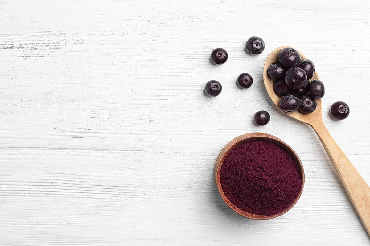 Полезные продукты —асаи