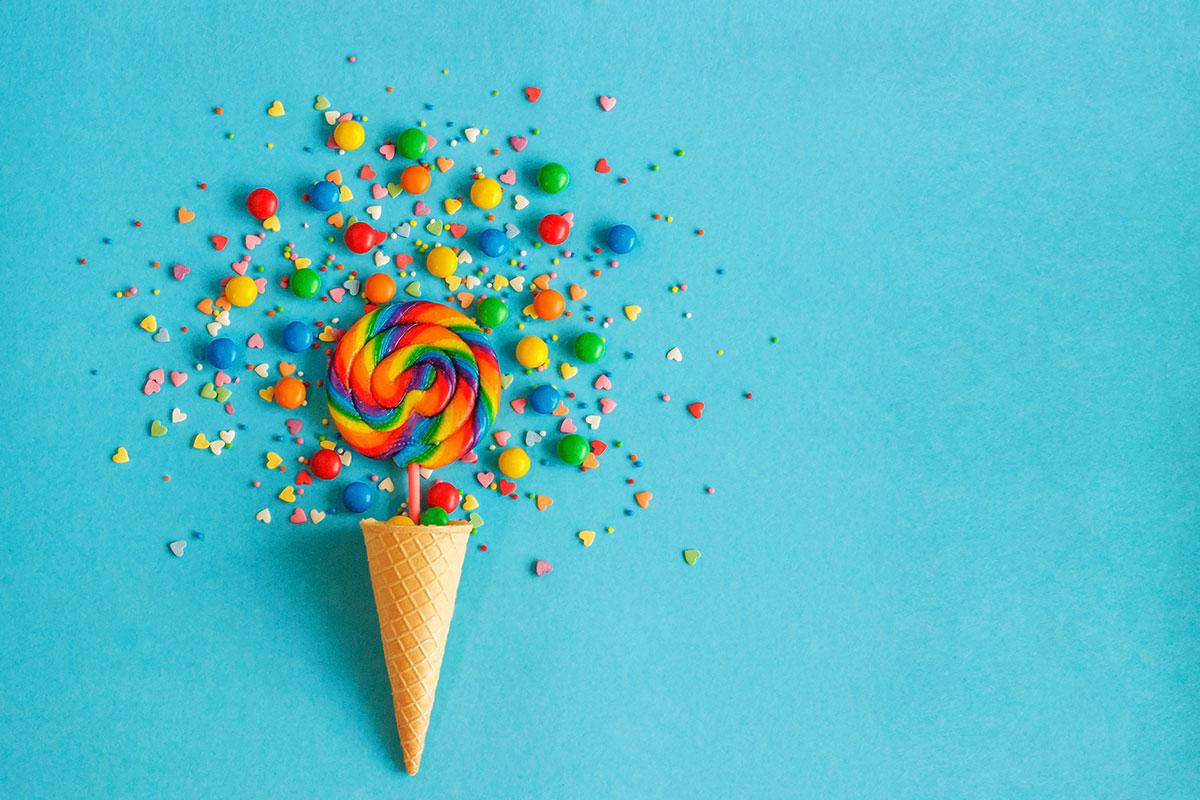 Из чего делают мороженое?