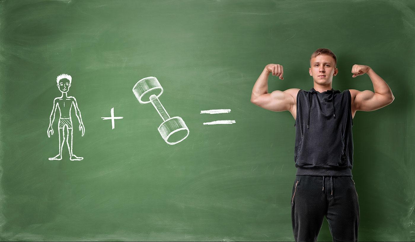 Как набрать массу эктоморфу?