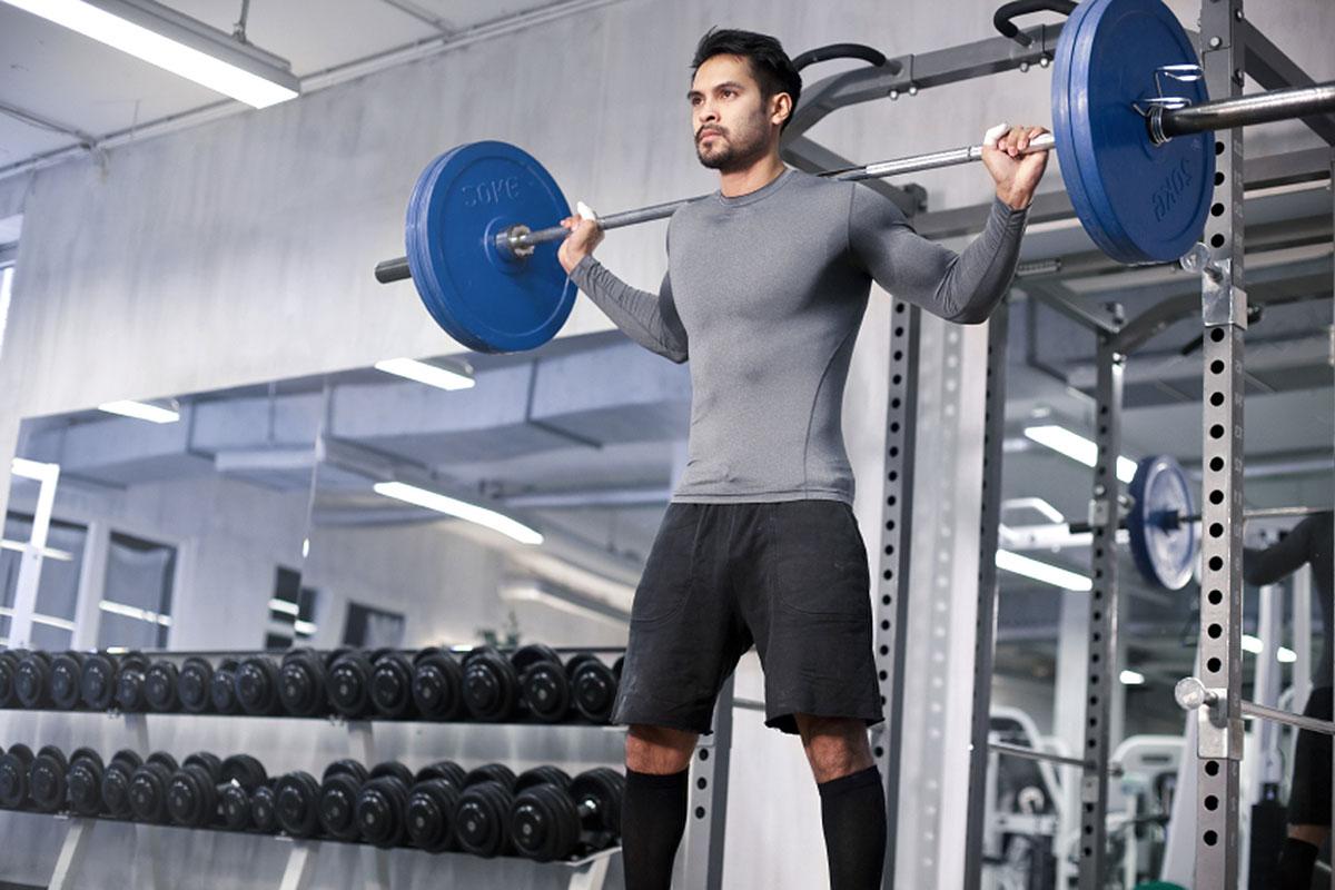 Базовые упражнения на ноги
