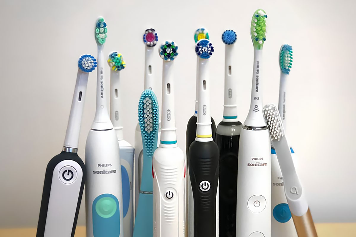 Электрическая зубная щетка —за и против