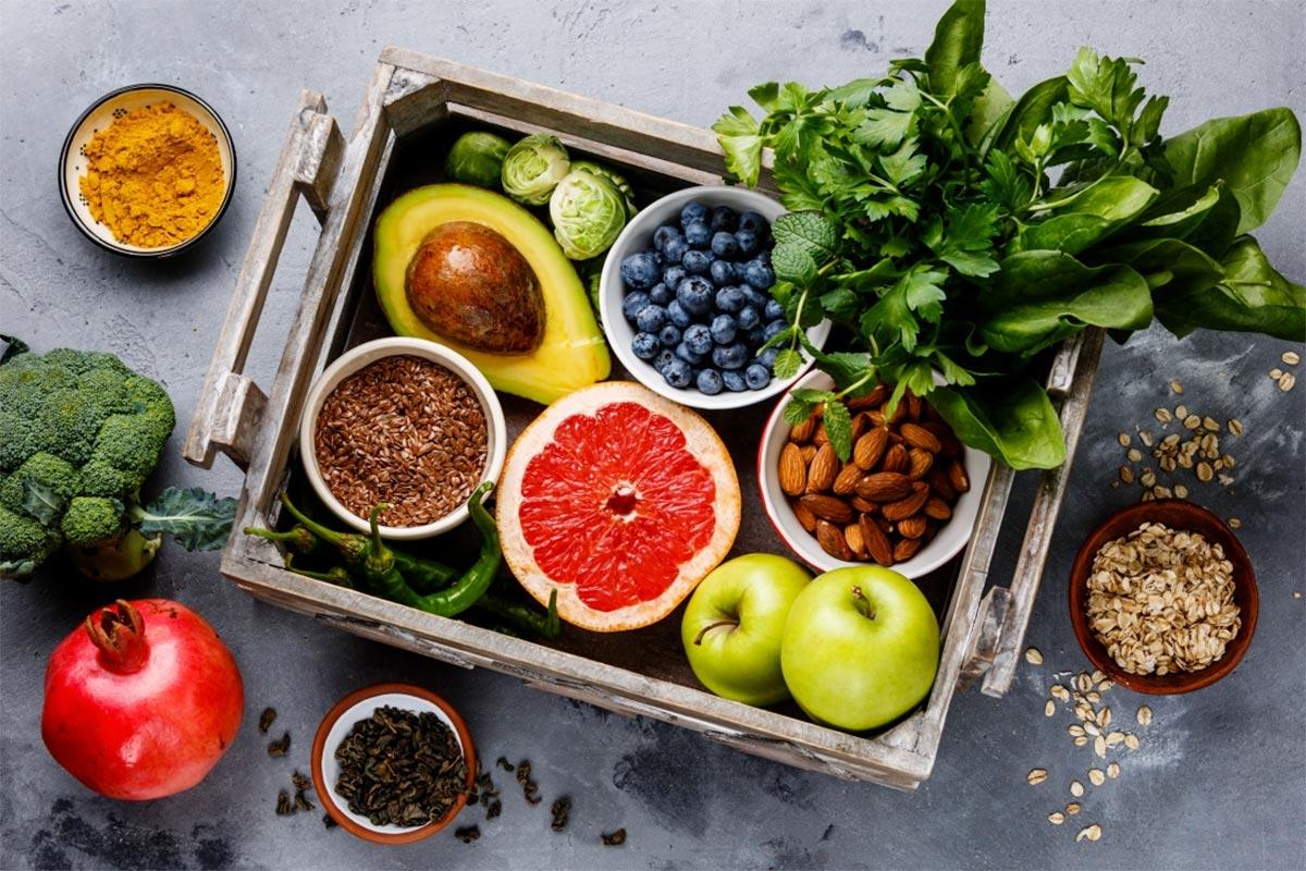 Пребиотики в продуктах