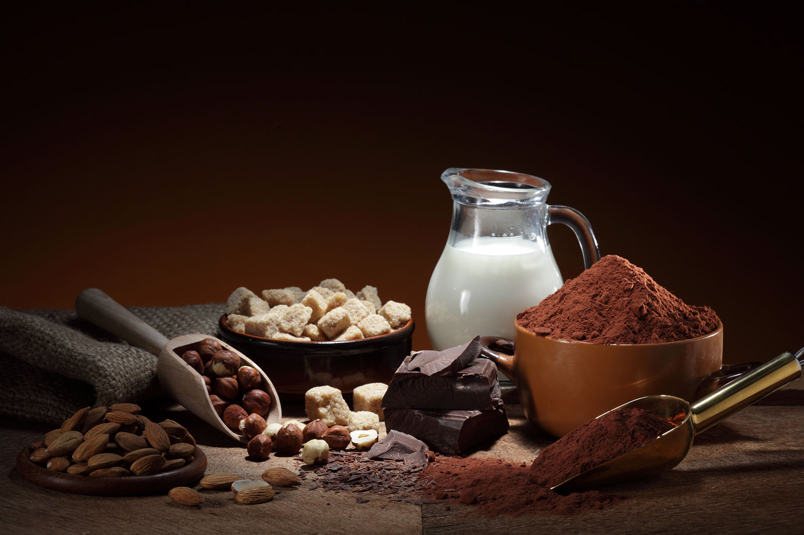 Шоколад —из чего делают?