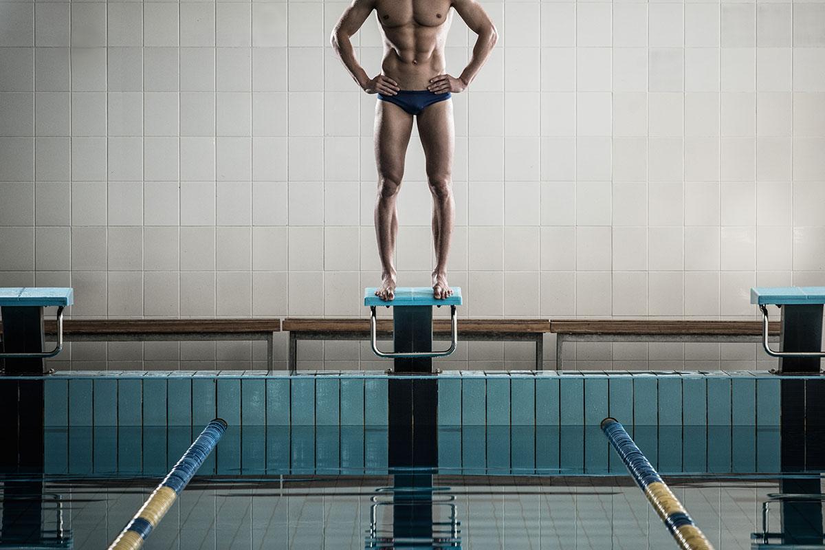 Как увеличить рост —плавание