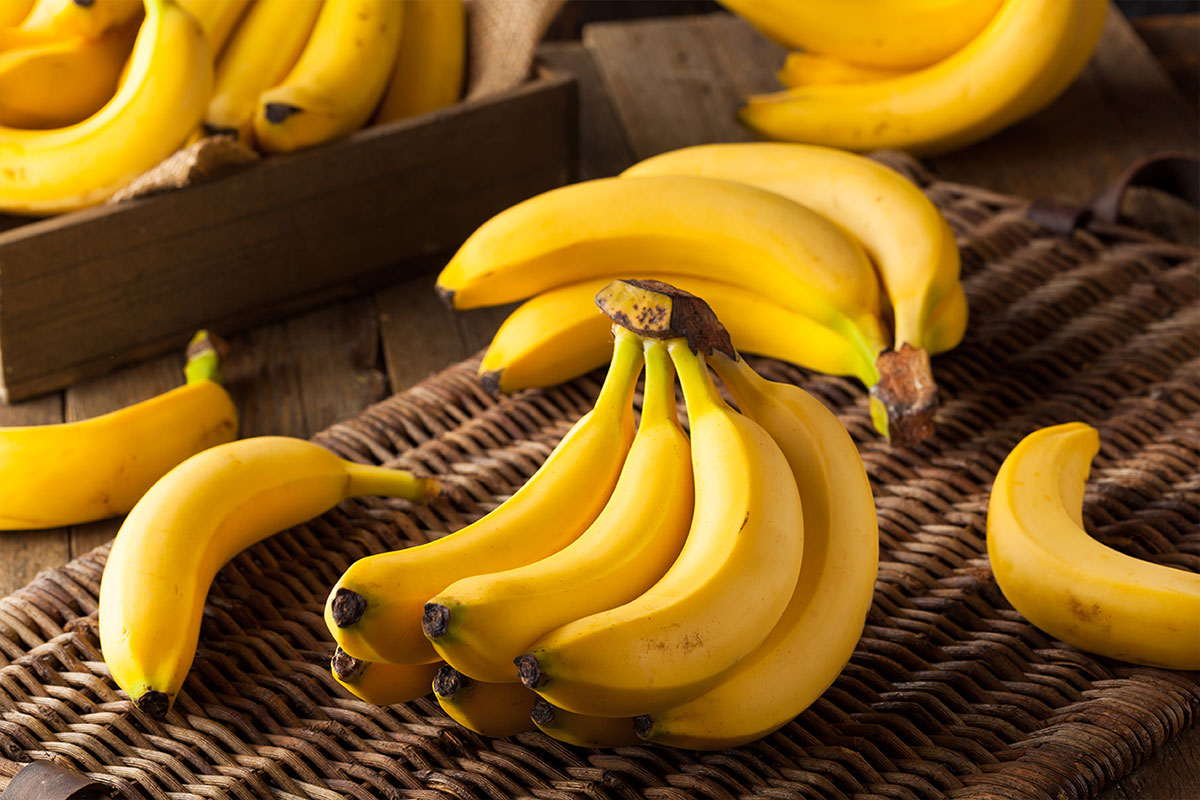 Калории в банане