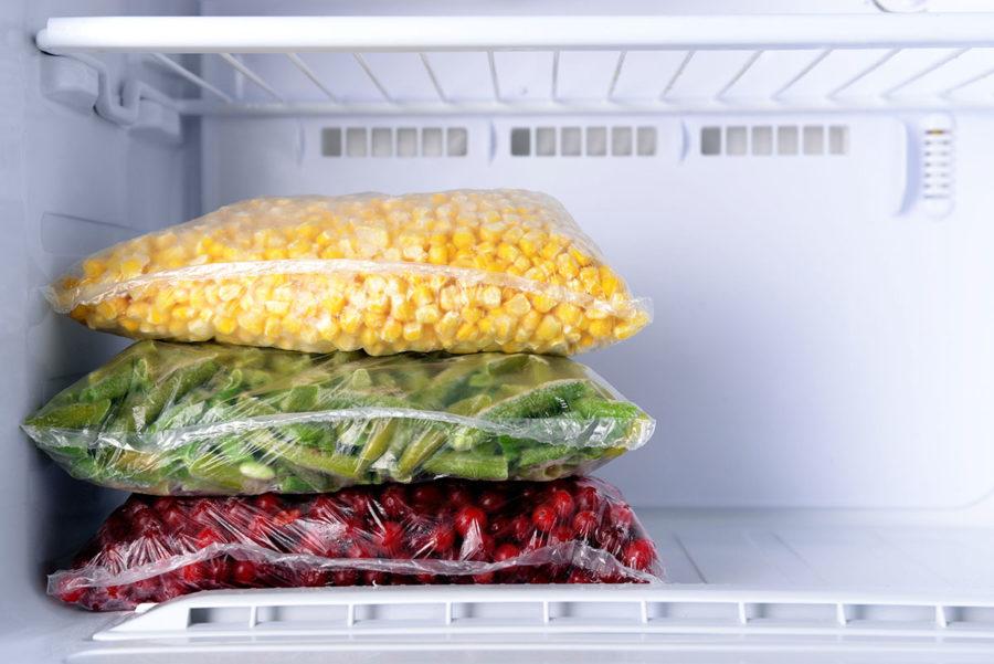 Польза замороженных овощей