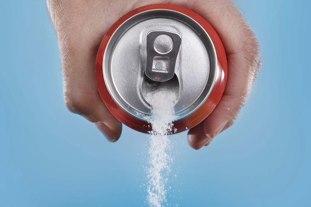 Сколько сахара в коле?