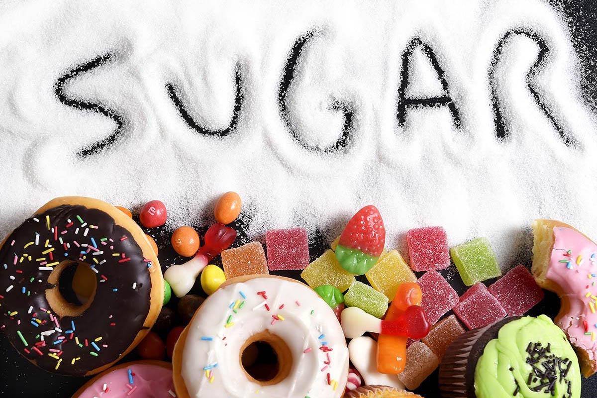 Подкожный жир и сладкое