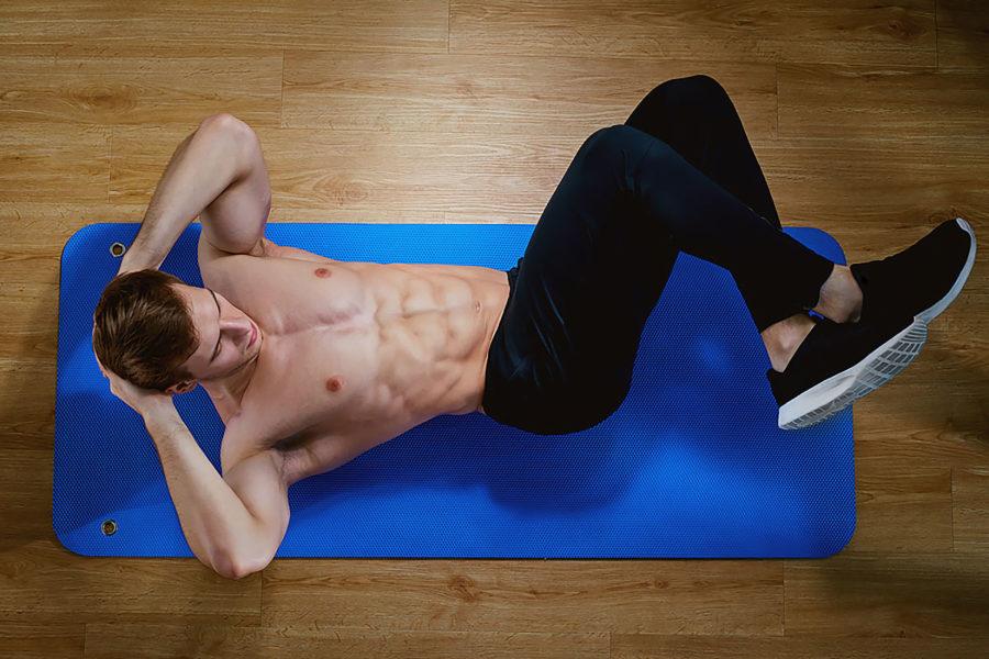 Тренировки чтобы убрать живот