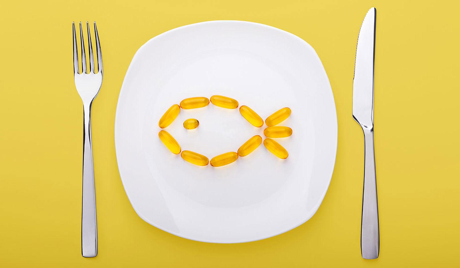 Рыбий жир в капсулах курс приема