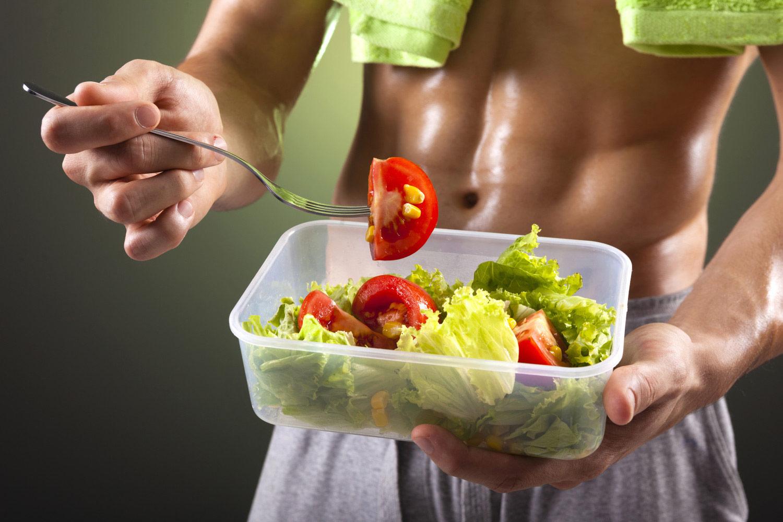 Питание при тренировках на массу