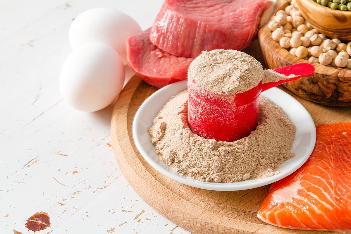 Незаменимые аминокислоты в продуктах