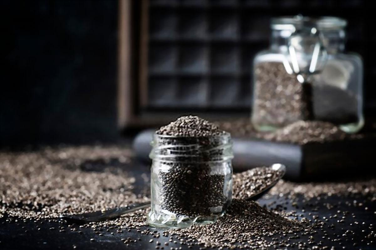 Семена чиа, польза —минералы