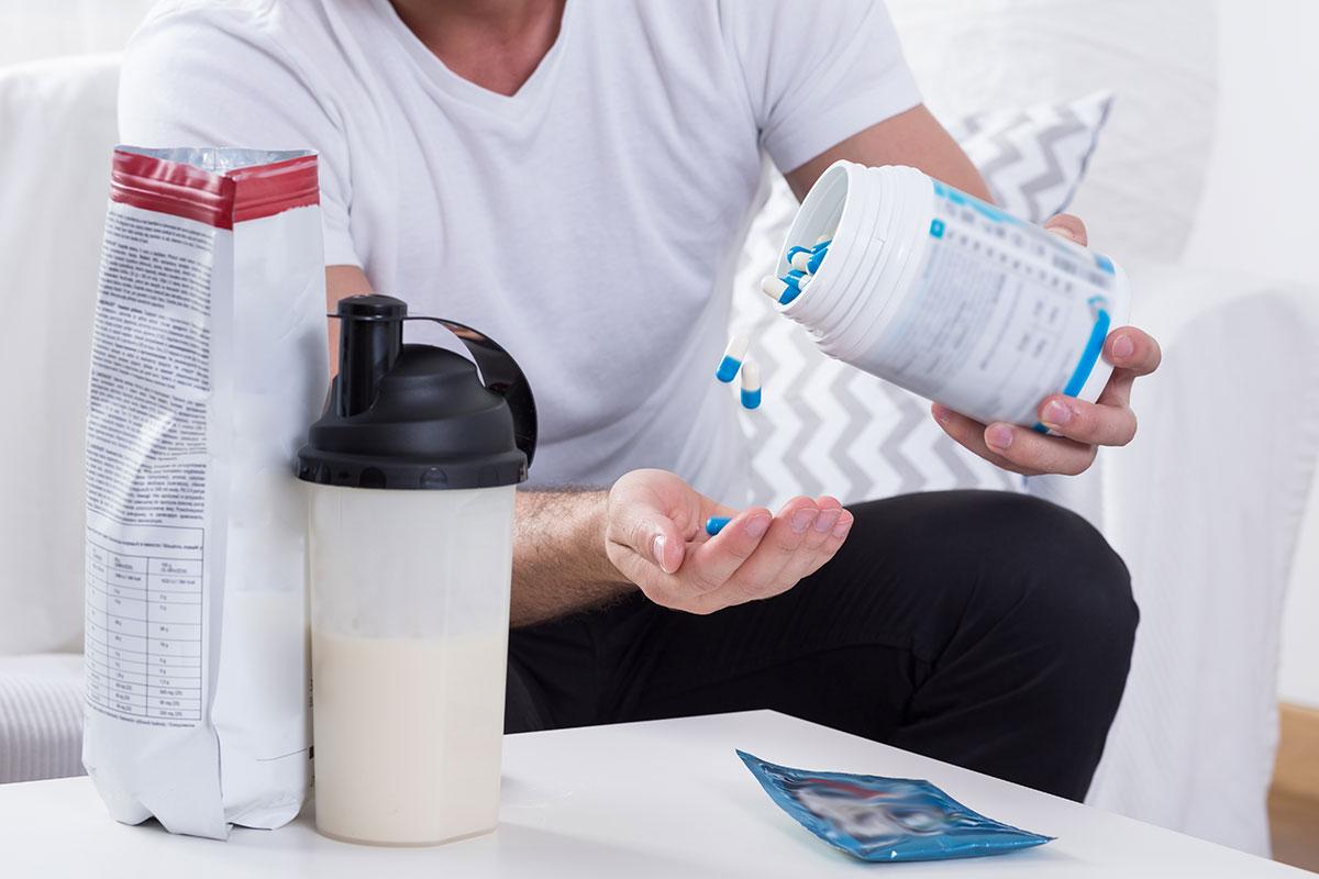 Нормы белка для роста мышц