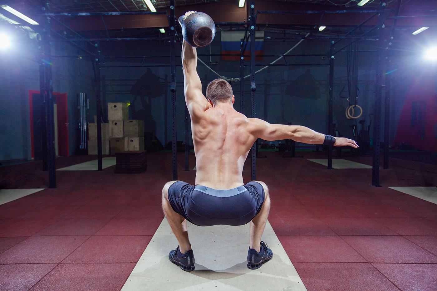 Упражнения для ягодиц –для мужчин