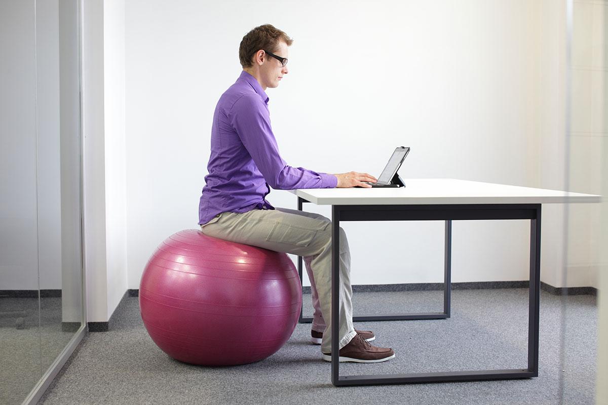 Здоровый образ жизни при сидячей работе
