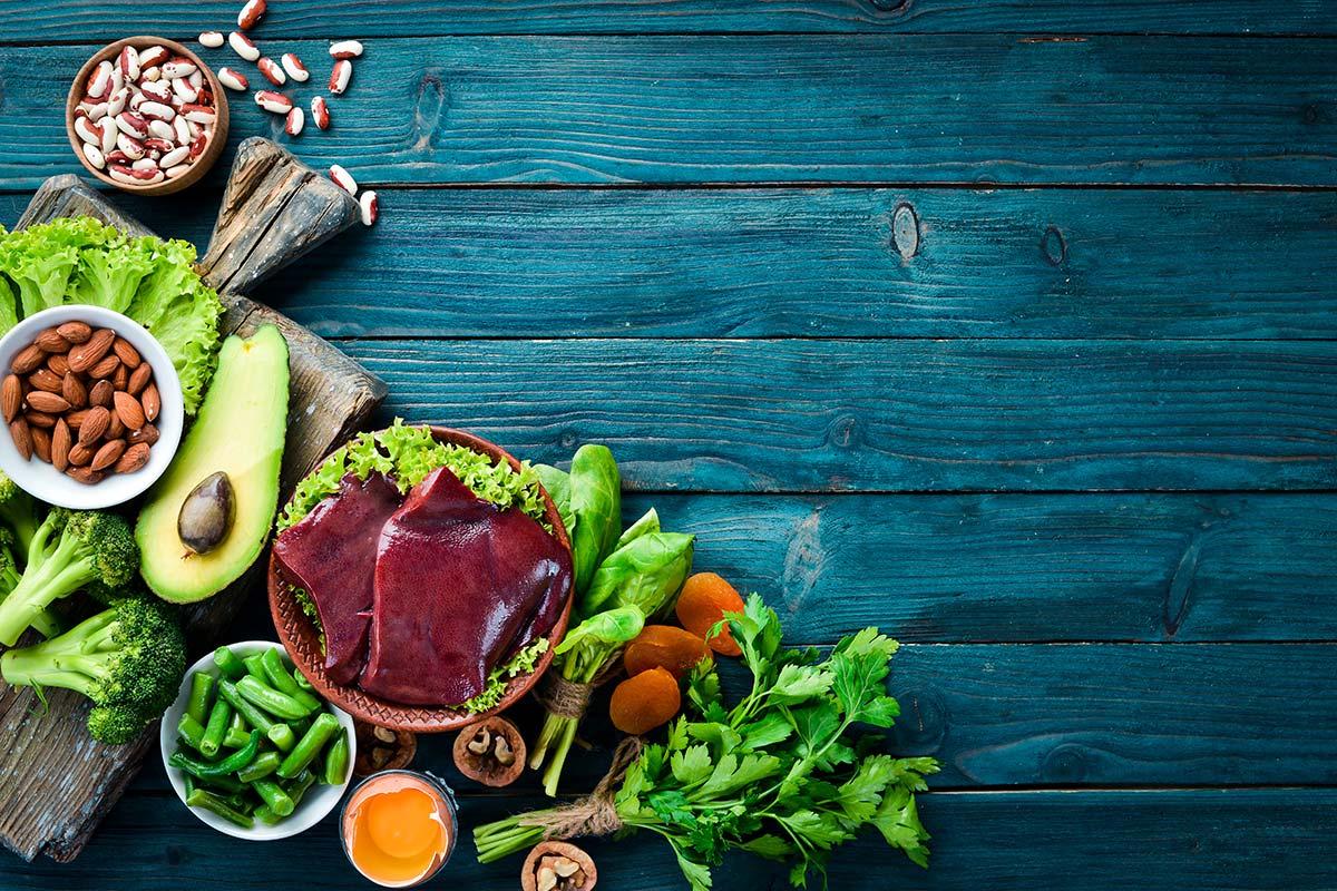 Правильная белковая пища