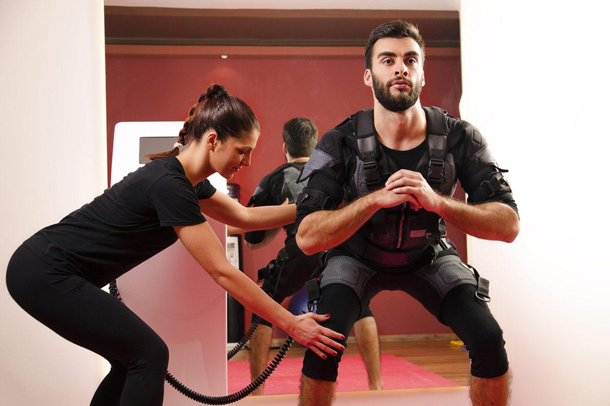 EMS trainer —польза и вред