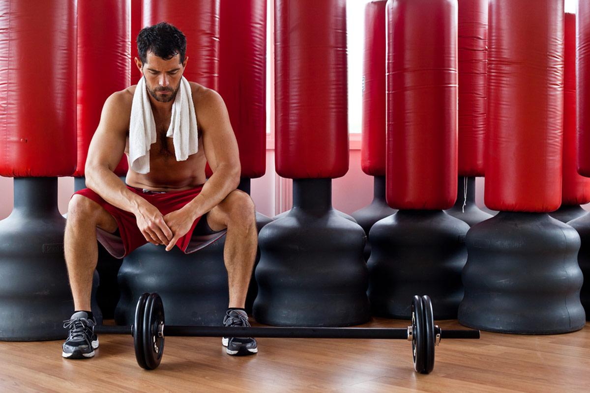 Как разбить молочную кислоту в мышцах?
