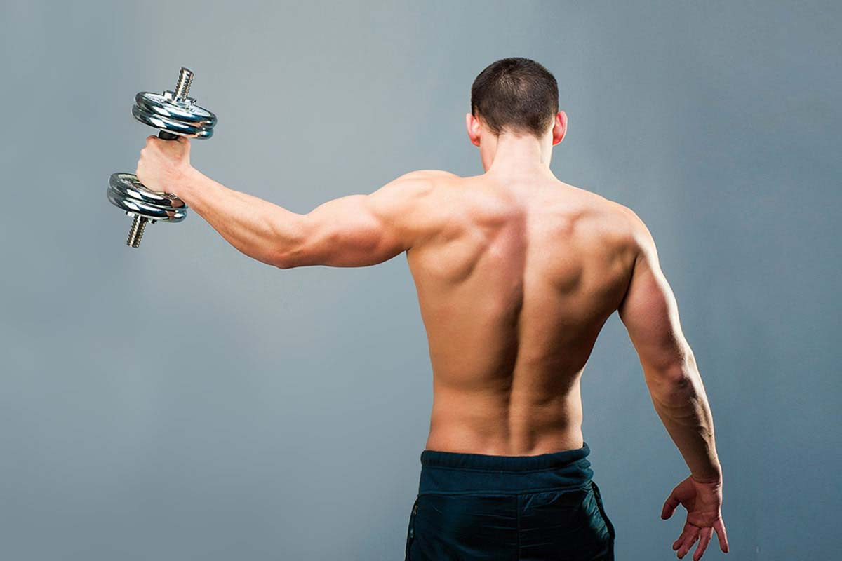 Упражнения на спину