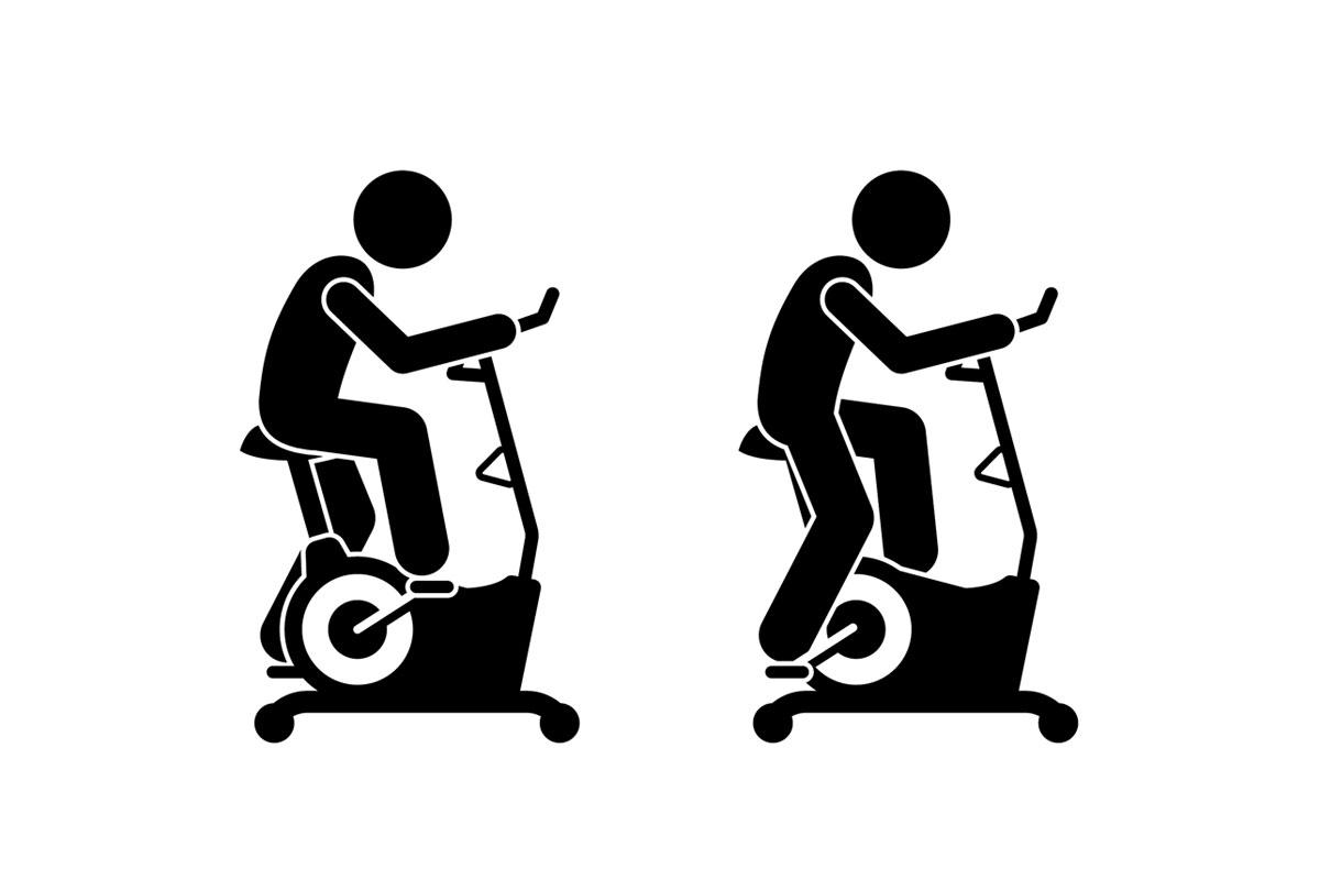 Виды кардио - велотренажер