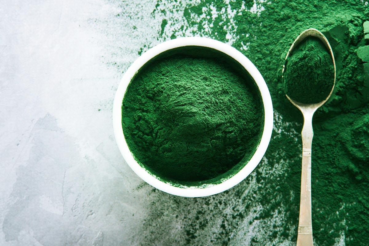 Содержание железа в растительных продуктах