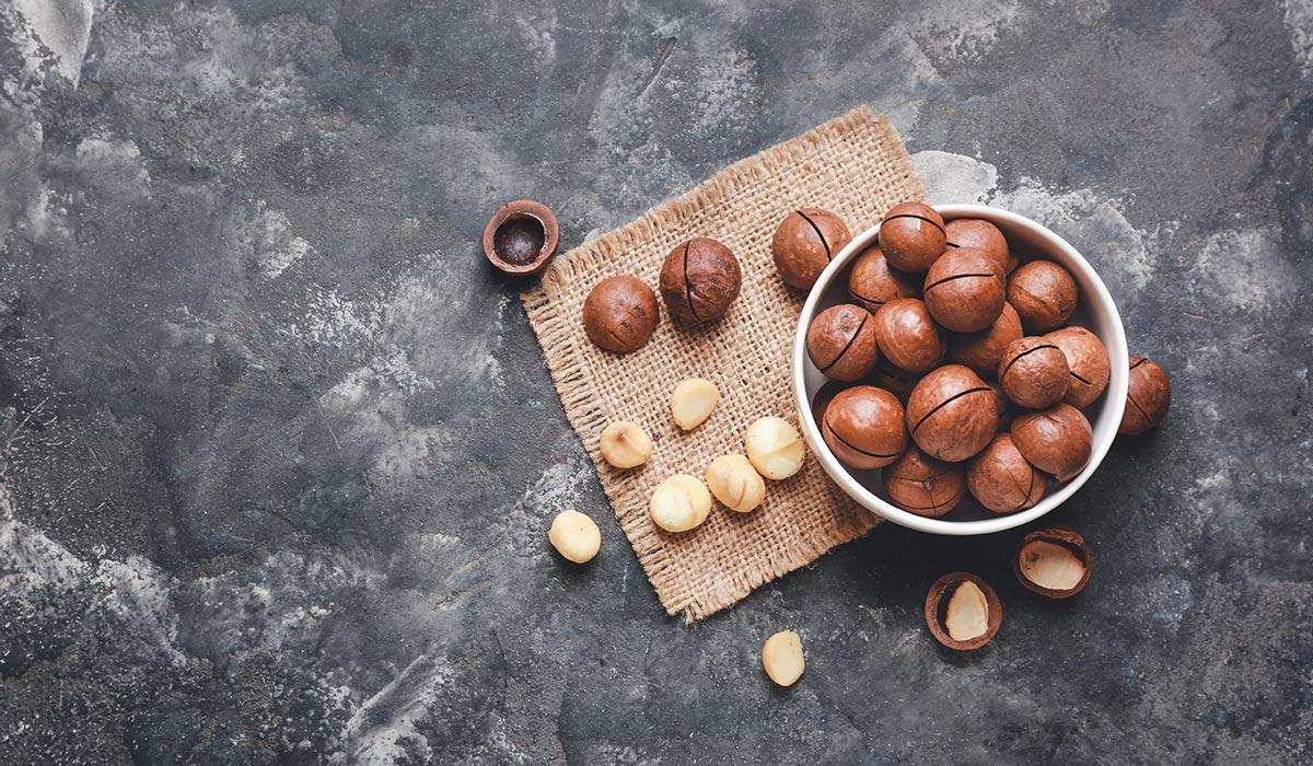 Орехи макадамия — шоколадные орехи с запахом ванили. Польза и вред.
