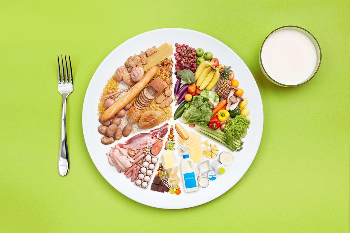 Нормы питания при наборе массы