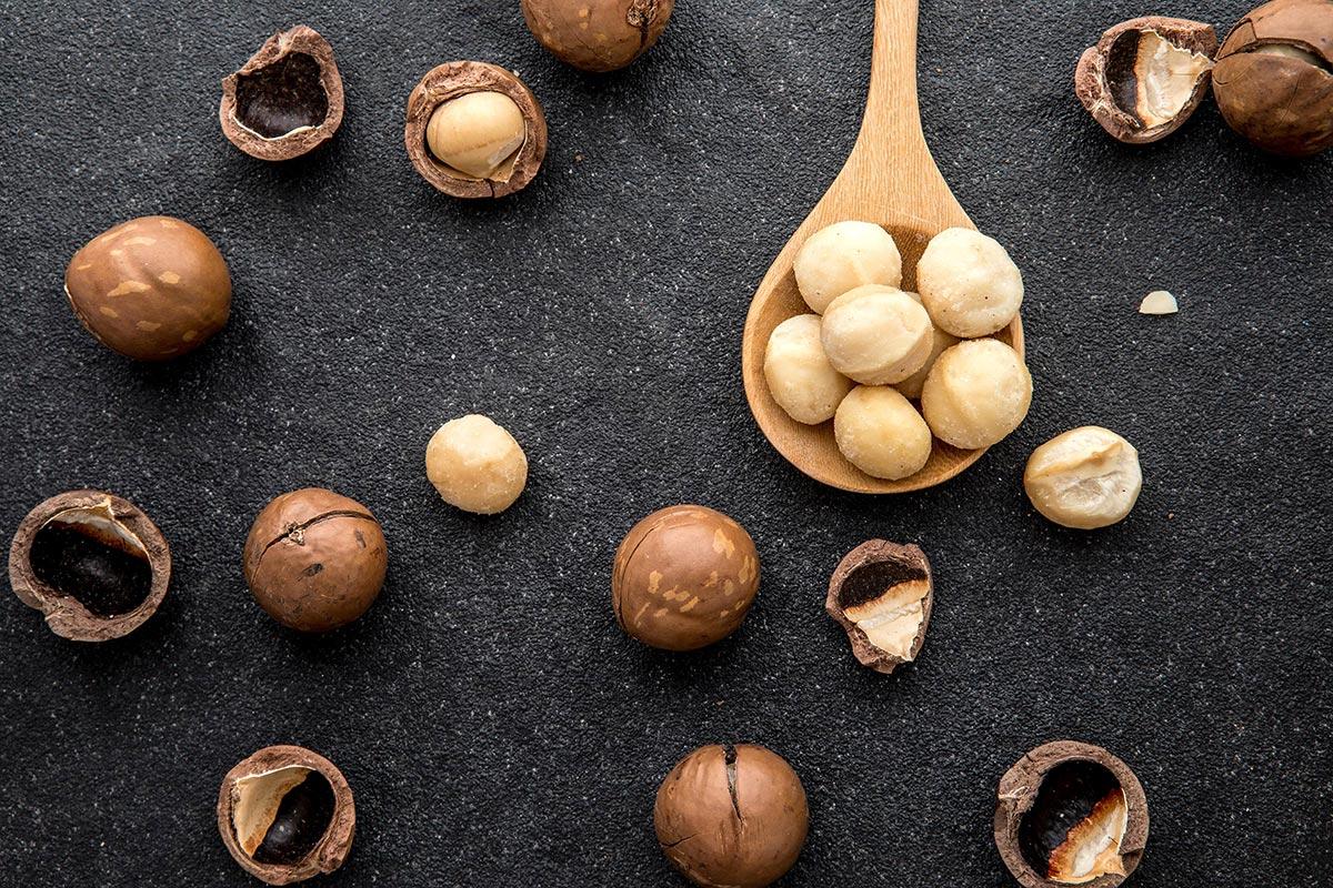 Польза орехов макадамия