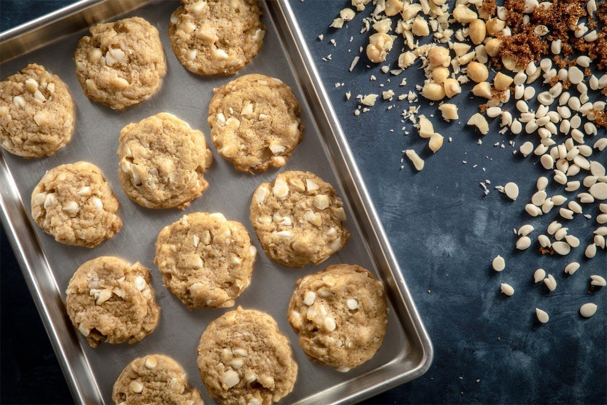 Рецепты с орехом макадамия