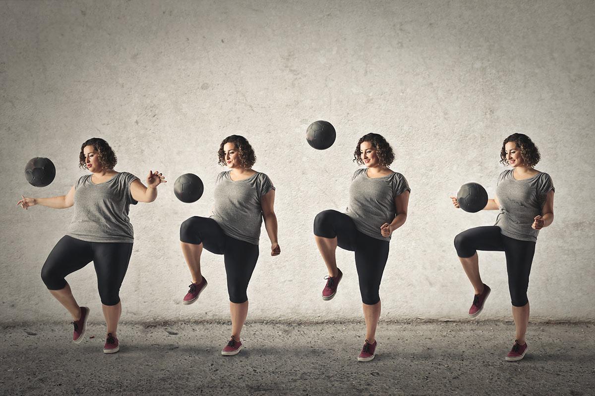 Ежедневные тренировки для похудения