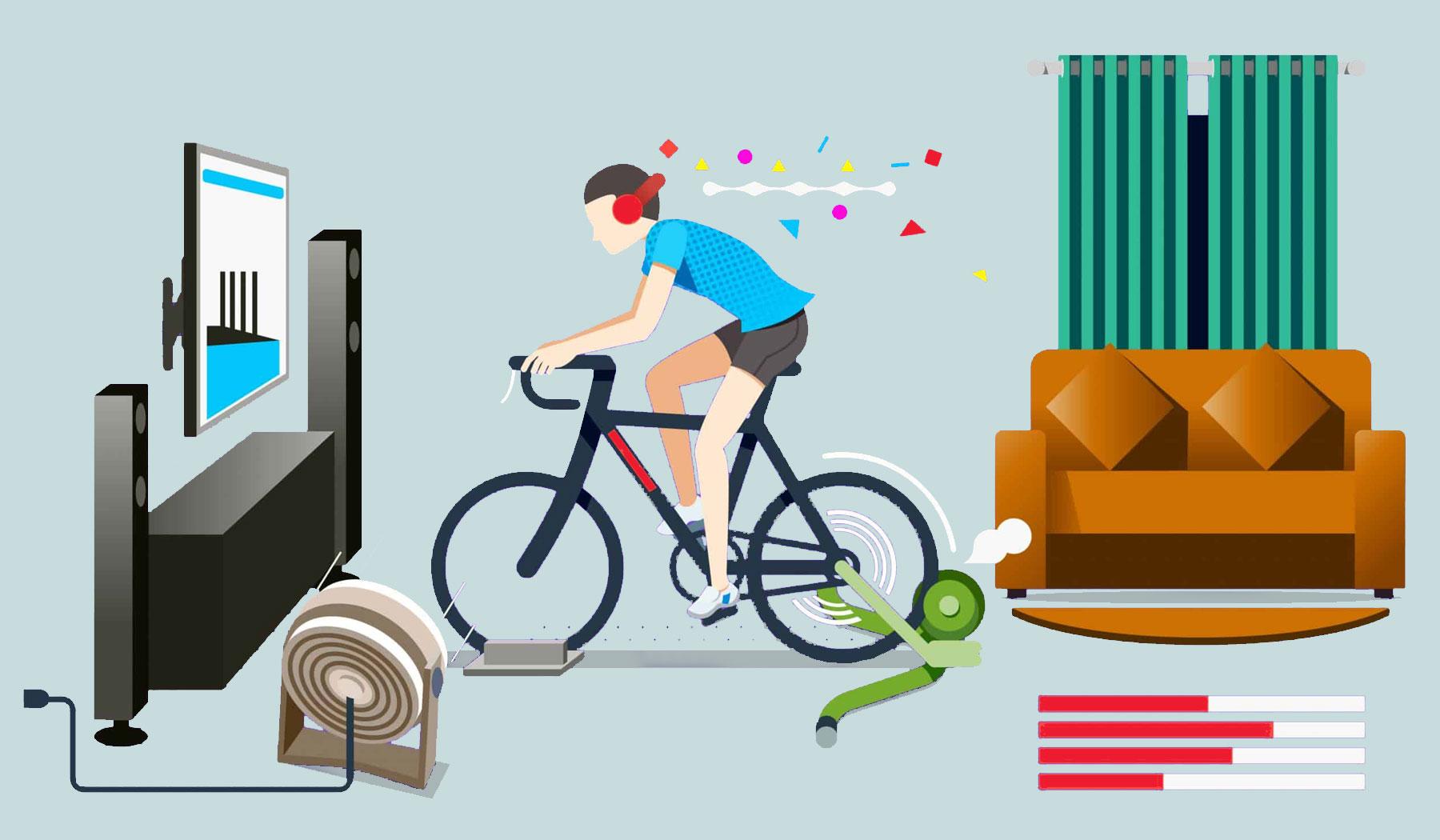 Можно ли похудеть с помощью вело тренажора