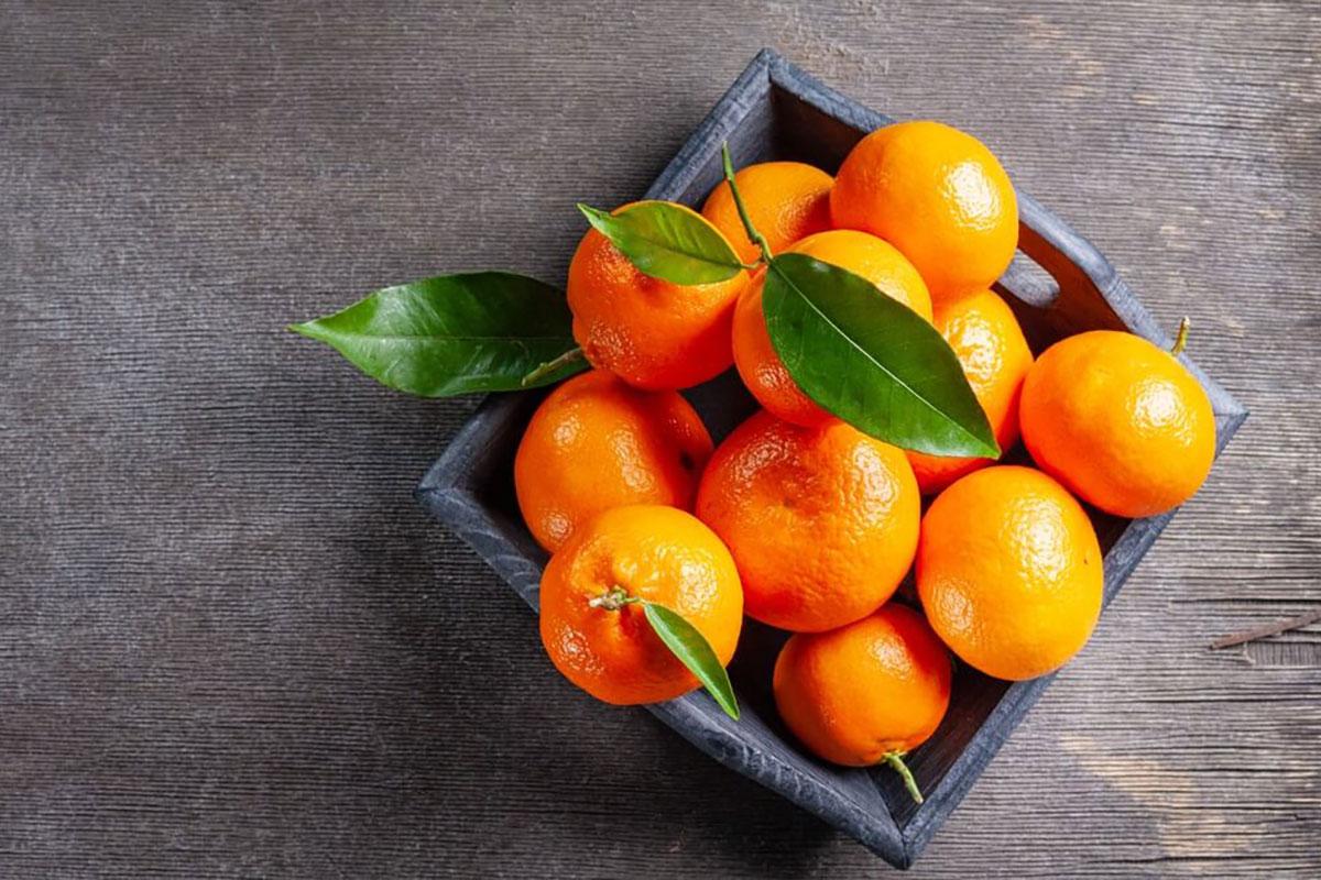 Гликемический индекс —мандарины