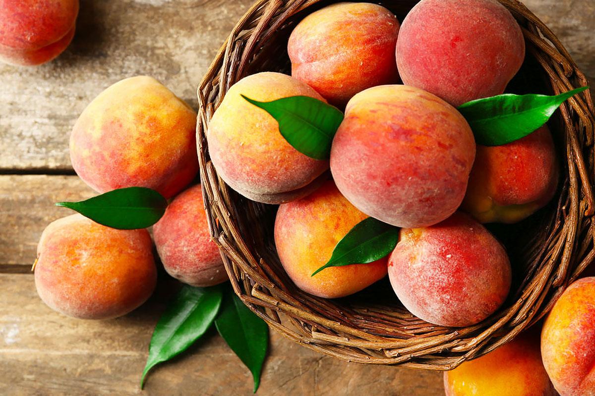 Гликемический индекс —персик