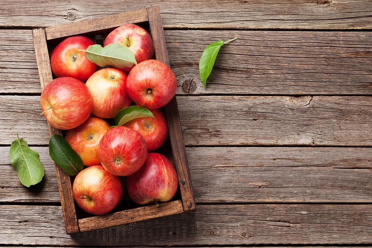 Гликемический индекс —яблоки