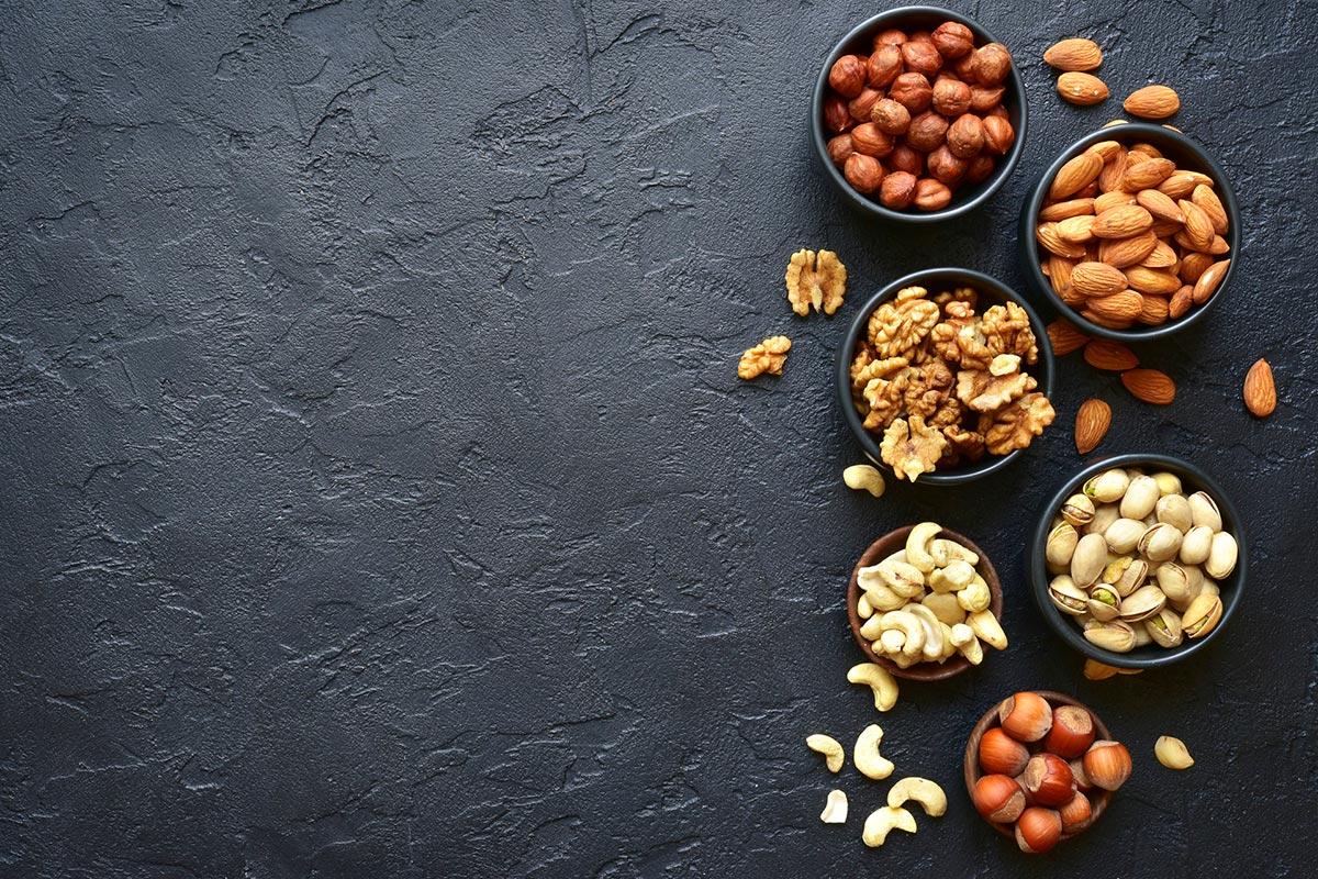 Что есть, чтобы похудеть —орехи