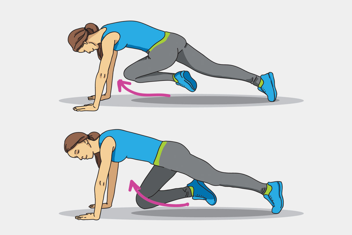 Упражнение Климбер
