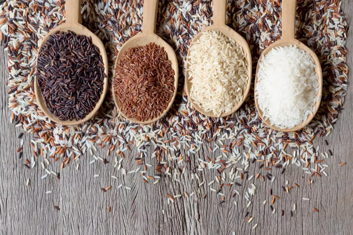 Гликемический индекс круп —рис