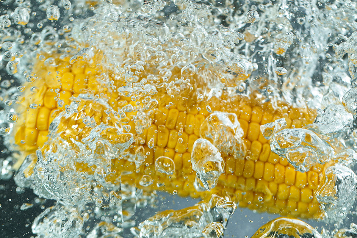 Как варить кукурузу?